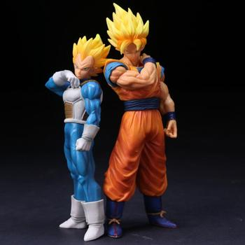 Tobyfancy Dragon Ball Z Action Figure ROS Son Goku Vegeta PVC Dragonball Koleksiyon Model Oyuncak 2033